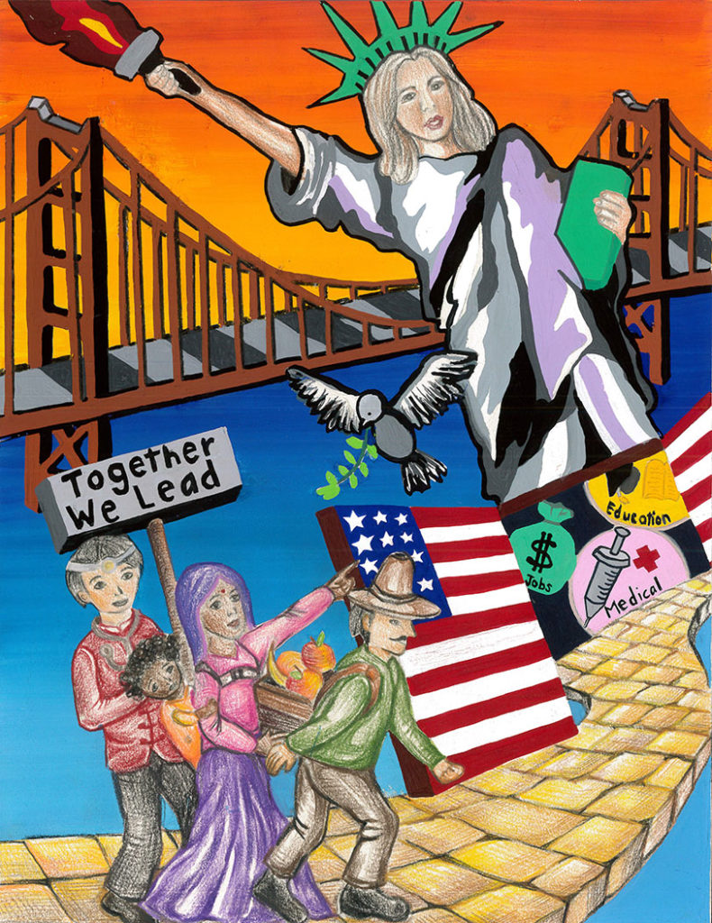Together, We Lead