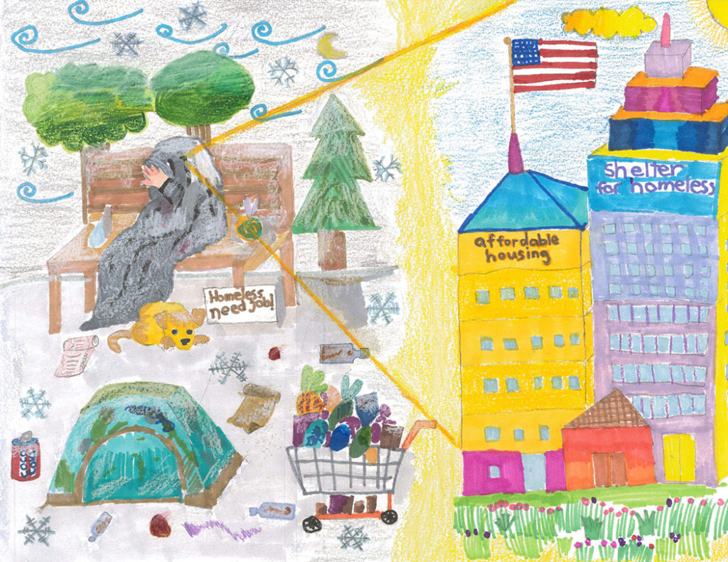 Homeless People And Pets Need Sweet Homes