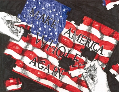 Make America Whole Again