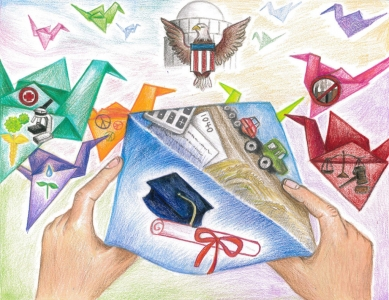 Cranes For Better California