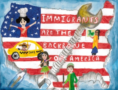 Immigrants Are The Backbone Of America