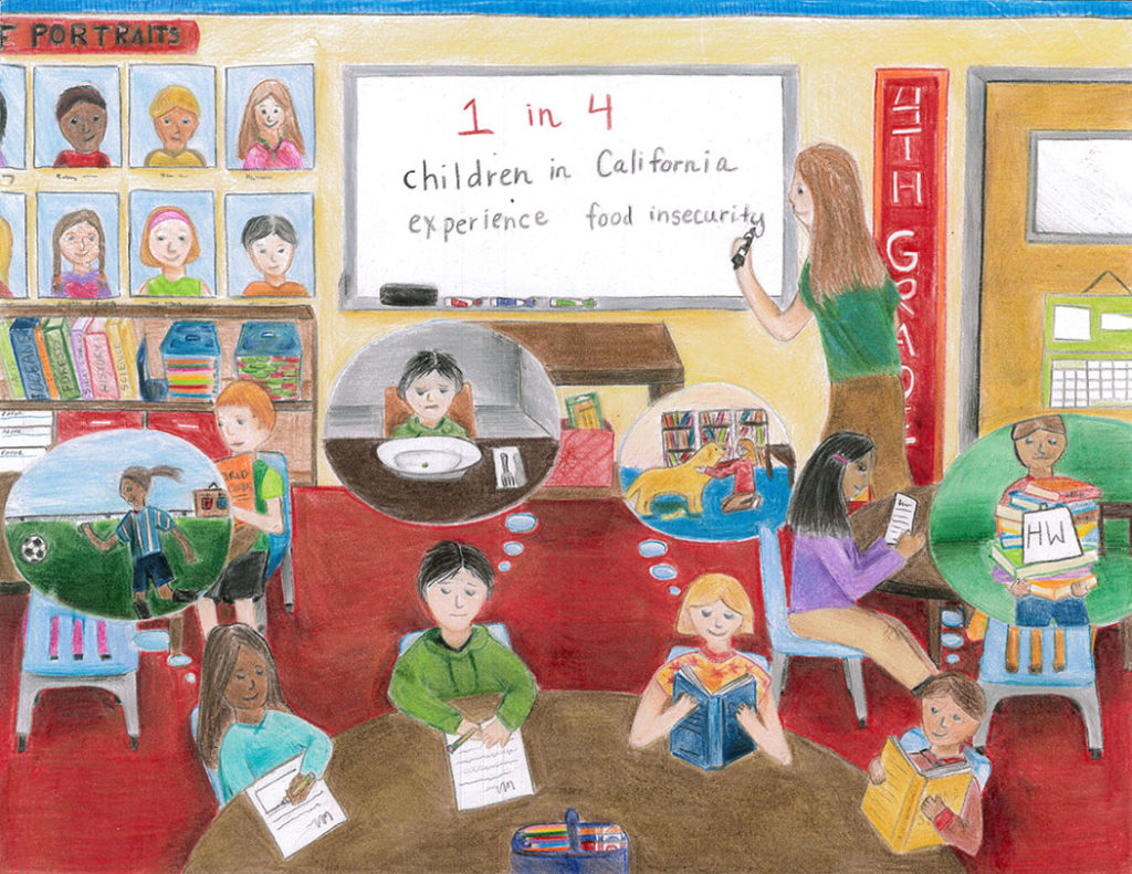 The Hunger Among Us