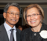 Dado and Maria Banatao