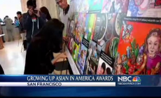 NBC Bay Area Features Growing Up Asian in America 2014!