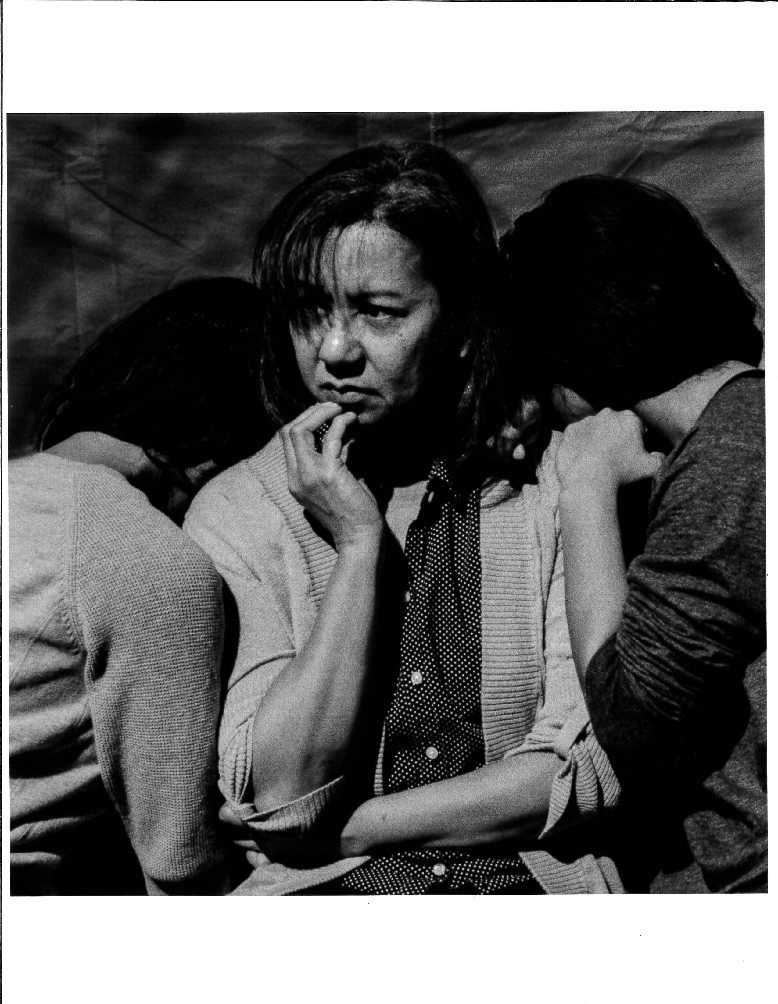 Alanna Paloma / Immigrant Mother / Honorable Mention / Grade 12