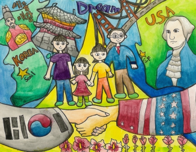 Hannah Lee / One Dream, One Nation / Best in Class / Grade 4